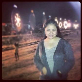 Giant Lanterns display at Robinsons Starmills Pampanga.