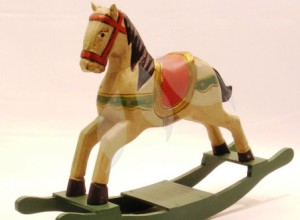 2014 is the year of the wooden horse, so gallop away!