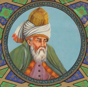 Jalāl ad-Dīn Muhammad Rūmī , 13th century poet was able to describe the indescribable - God.