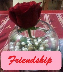 Friendship is a blessing most especially if you are with the right people.