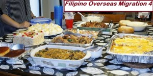 Filipino celebrations in Canada are well-loved from the food prepared to the quality of time spent altogether.