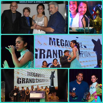 Tanya, Mega Voice Grand Champion