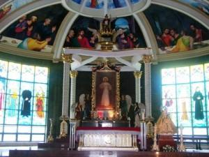 National Shrine of the Divine Mercy in Marilao, Bulacan. (Source:cmdavid)