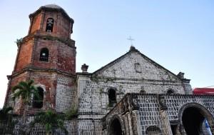 Immaculada Concepcion Parish Church in Balayan, Batangas. (Source:trivinodotcom)