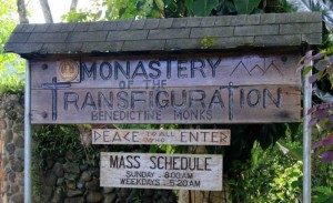 Monastery of the Transfiguration is home to Benedictine monks in Malaybalay, Bukidnon. The monks produce their own blend of coffee.