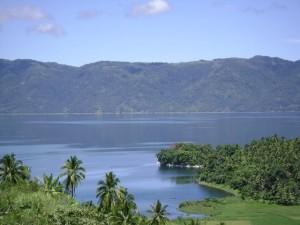 Lake Mainit in Surigao del Sur is home to distinct flora and fauna.