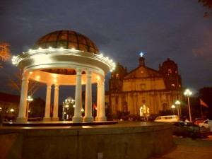 The serenity of Naga City Metropolitan Cathedral in Camarines Sur during twilight. (Source:panoramiodotcom)