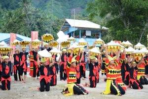 Araw ng Sta. Maria is a colorful festival in Davao del Sur.