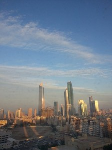 What are the best salary careers in Kuwait?