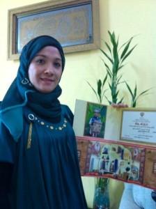 Happy Birthday, Madame Mariam Alzankawi.