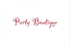 Party Boutique, your complete events planner here in Kuwait.