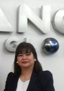 Madam Rosita Ortiz Sinan is the CEO of AIM Global Kuwait.
