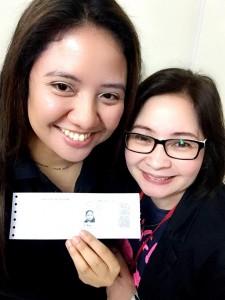 Proud Overseas Absentee Voter registrant here. Proud to be Filipino!