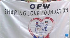 OFW Sharing Love Foundation Kuwait sends a call for charity.