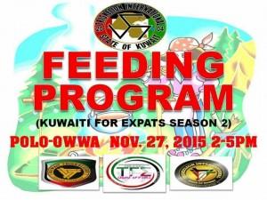TISOK Feeding Program