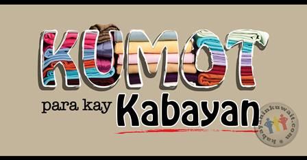 Kumot para kay Kabayan (kabayaninkuwait.com)