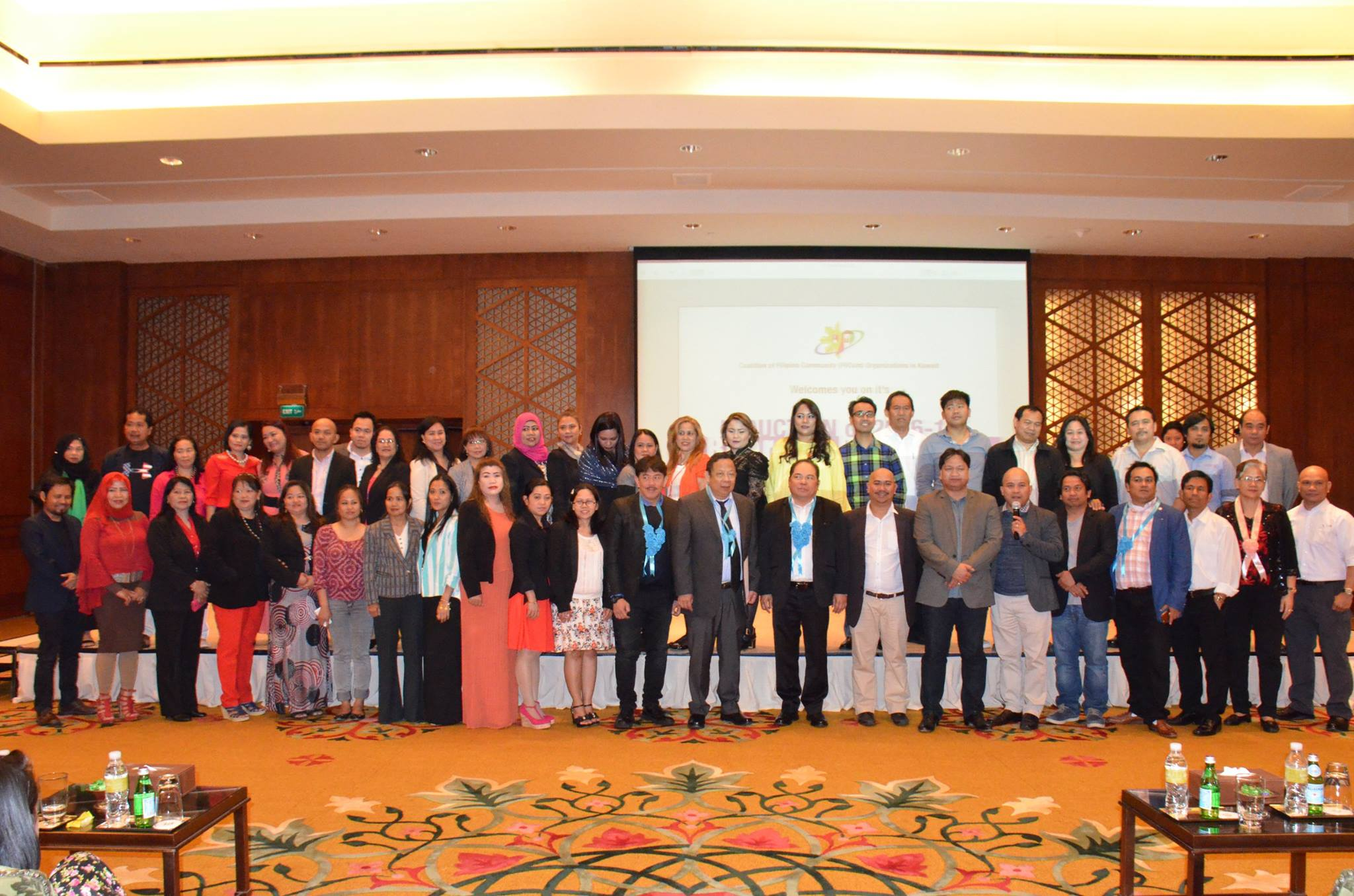 Board of Directors 2016 - 2017 Filipino Community