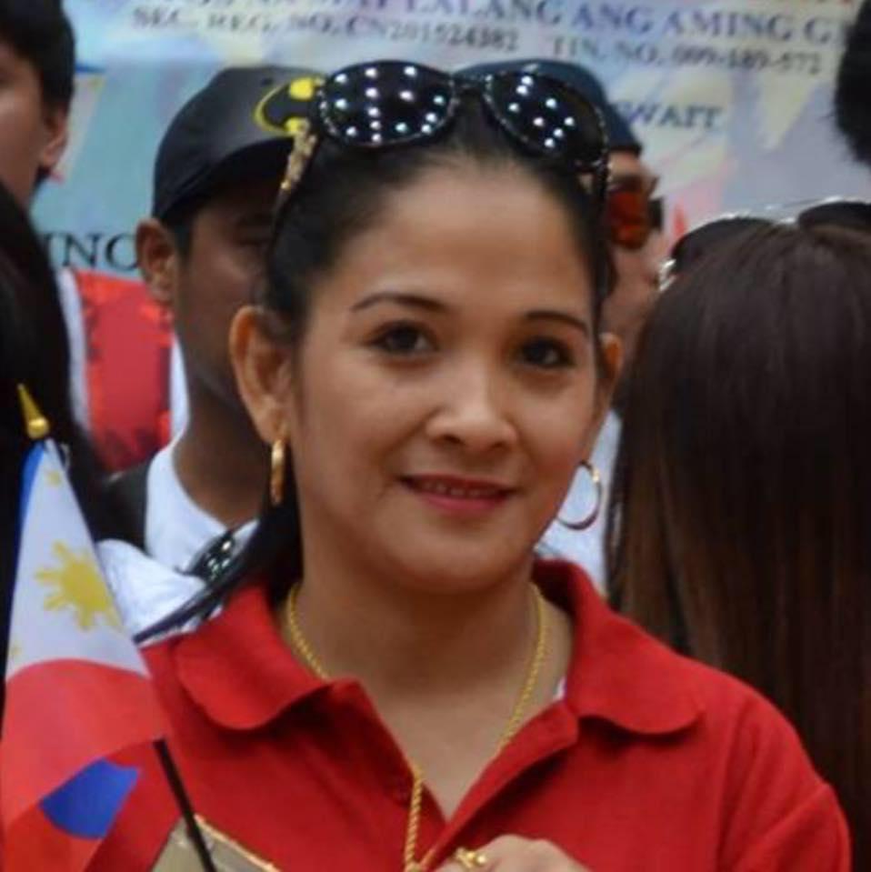 Madame Mariam Alzankawi, IWOK Founder.