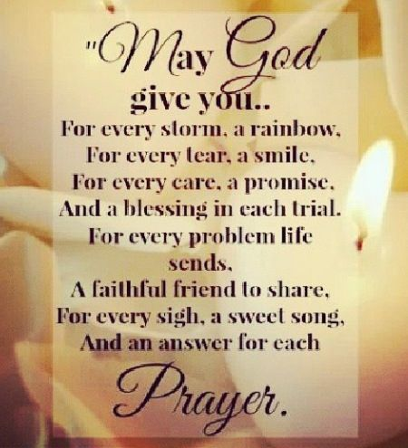 My prayer for you. (photo credit to owner)
