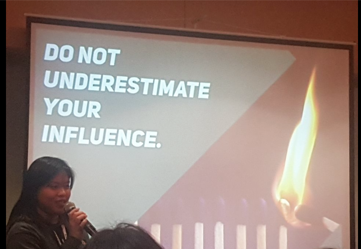 """Do not underestimate your influence"" - Kerygma 2016 Conference classes"