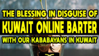 The Blessing In Disguise of Online Barter Within Pinoys in Kuwait