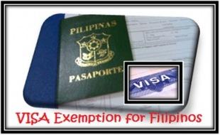 Saang bansa hindi kailangan ng Bisa kung mayroon kang Pasaporte ng Pilipinas?