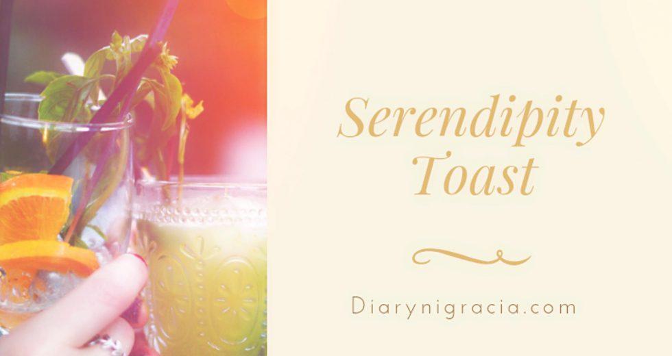 Serendipity Toast