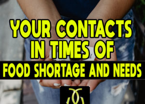 Your Contacts in Times of Food Shortage and Financial Needs in Kuwait