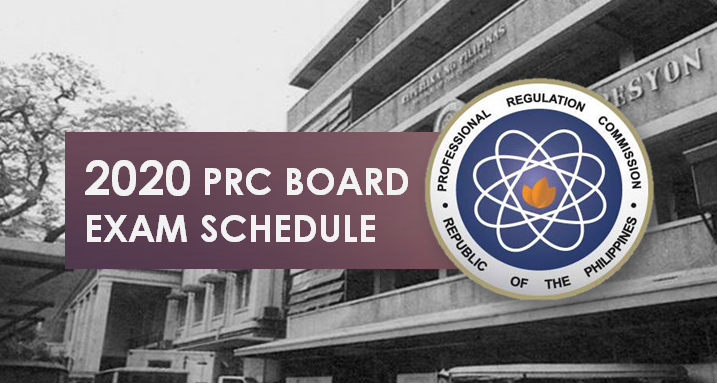 Cancellation of 2020 Special Professional Licensure Examination Due to COVID-19