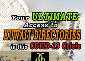 Your Ultimate Access to Kuwait Directories in this COVID-19 Crisis