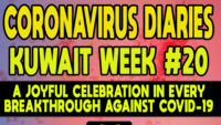 CORONAVIRUS DIARIES: Week #20 – A Joyful Celebration in Every Breakthrough Against COVID-19