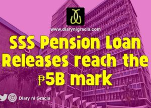 SSS pension loan releases reach the P5B mark