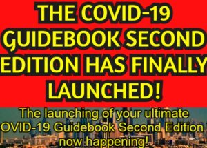 The Covid-19 Guidebook Second Edition has Finally Launched!