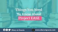 Things You Need To Know About Project EASE