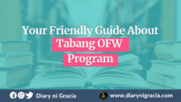 Your Friendly Guide About Tabang OFW Program