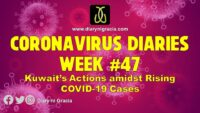 CORONAVIRUS DIARIES Week #47: Kuwait's Actions amidst Rising COVID-19 Cases