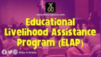 Educational Livelihood Assistance Program (ELAP)