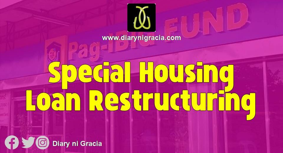 Special Housing Loan Restructuring