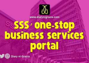 SSS' one-stop business services portal