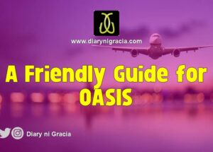 A Friendly Guide for OASIS