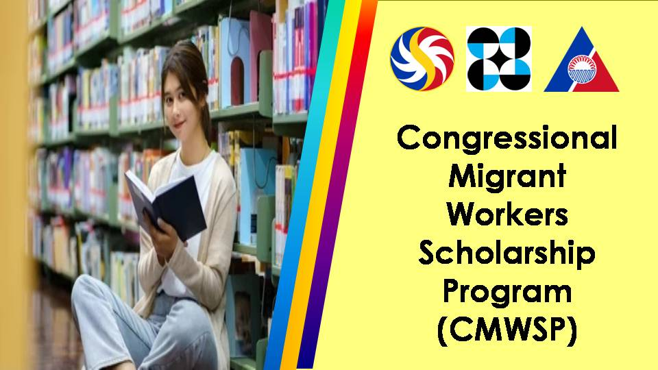Congressional Migrant Workers Scholarship (CMWSP)