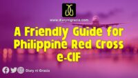 A Friendly Guide for Philippine Red Cross e-CIF