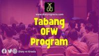 Tabang OFW Program