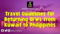 Travel Guidelines for Returning OFWs from Kuwait to Philippines