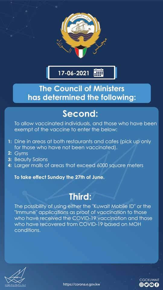 Step-by-Step Guide on How to Register for the Vaccination in Kuwait