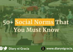 50+ Social Norms That You Must Know