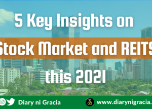 5 Key Insights on Stock Market and REITS this 2021