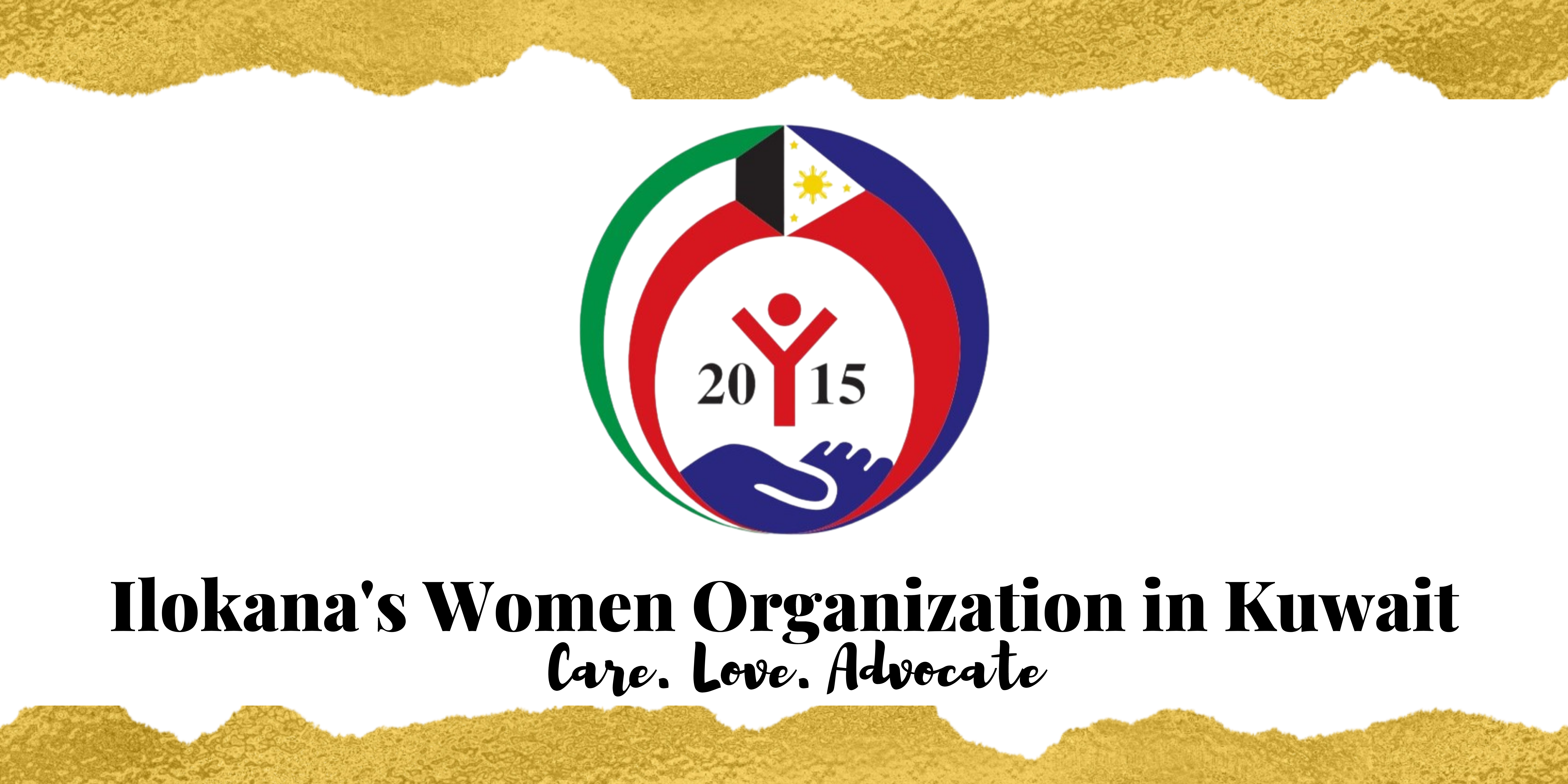 Banner: Ilokana's Women Organization in Kuwait (IWOK)
